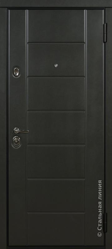 Чёрно-серый