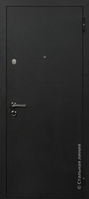 Полимер и SteelTex® Шагрень антрацит