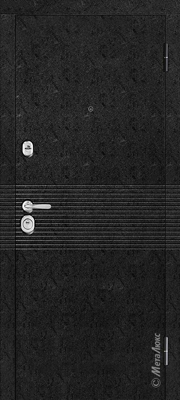 Чёрный бетон и Белый